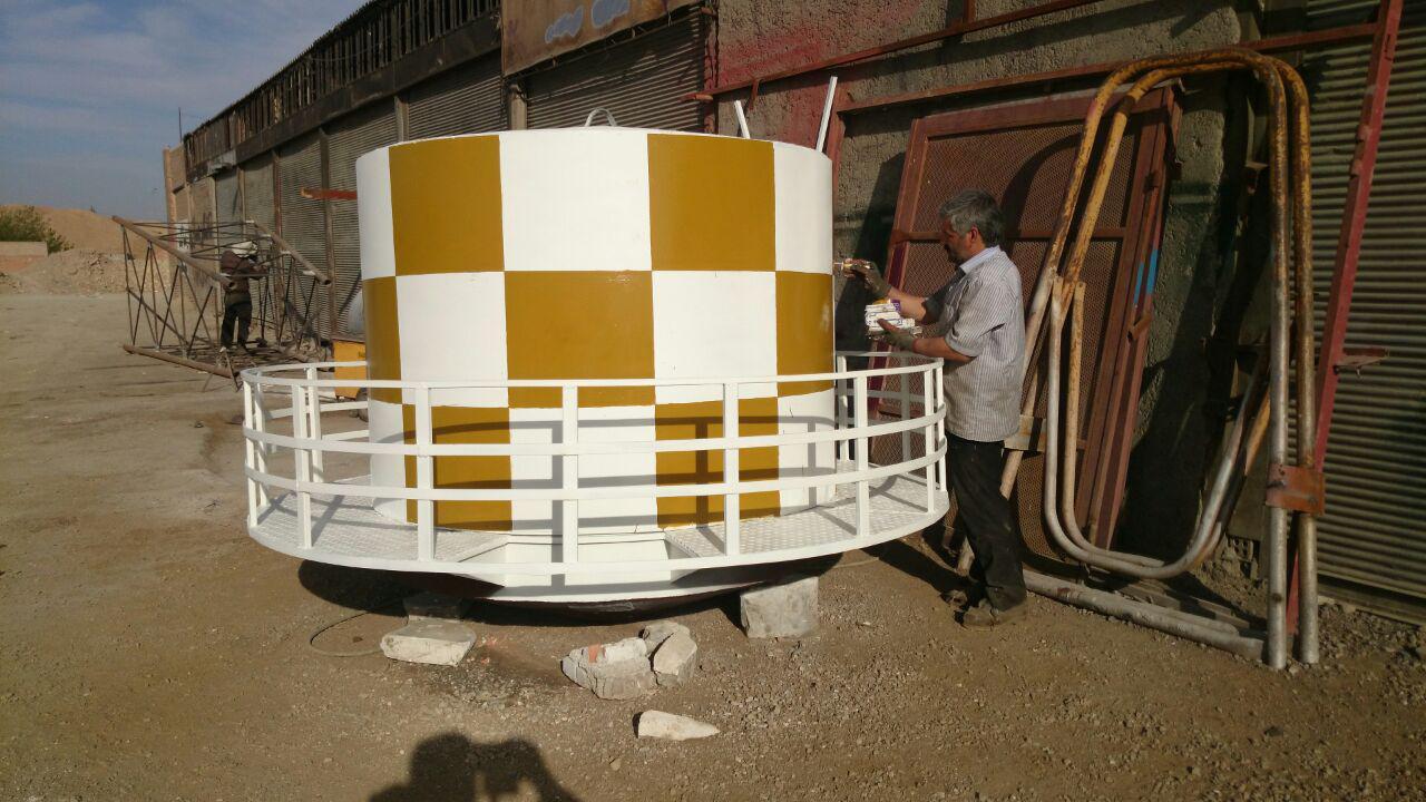 تصویر تانکر سازی رستاک - ساخت تانکر هوایی (مخزن هوایی) ۲۲