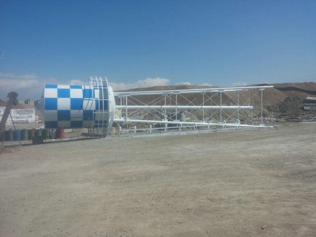 تصویر تانکر سازی رستاک - ساخت تانکر هوایی (مخزن هوایی) 11