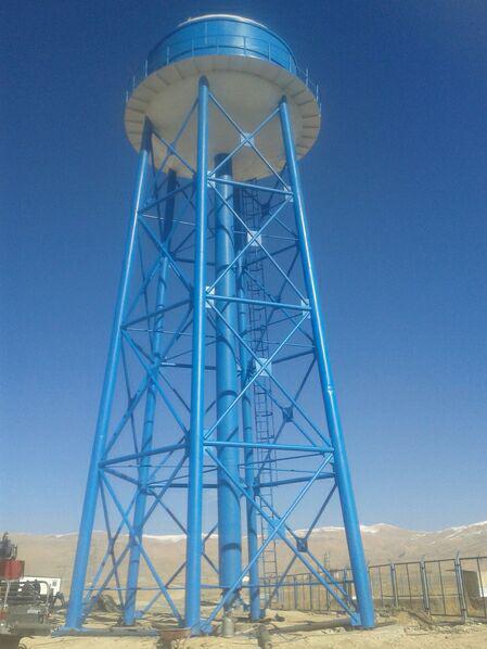 تصویر تانکر سازی رستاک - ساخت تانکر هوایی (مخزن هوایی) ۲