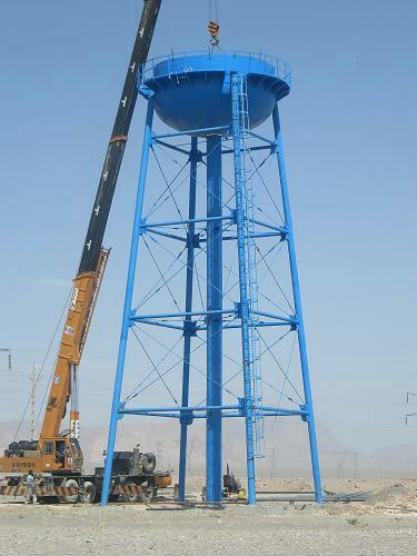 تصویر تانکر سازی رستاک - ساخت تانکر هوایی (مخزن هوایی) ۴