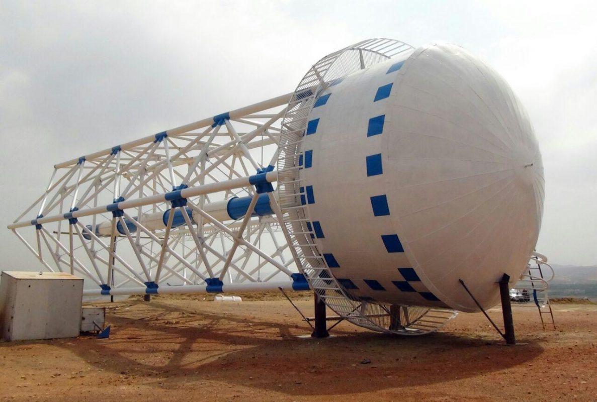تصویر تانکر سازی رستاک - ساخت تانکر هوایی (مخزن هوایی) ۵