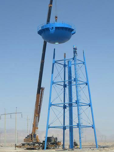 تصویر تانکر سازی رستاک - ساخت تانکر هوایی (مخزن هوایی) ۱۰