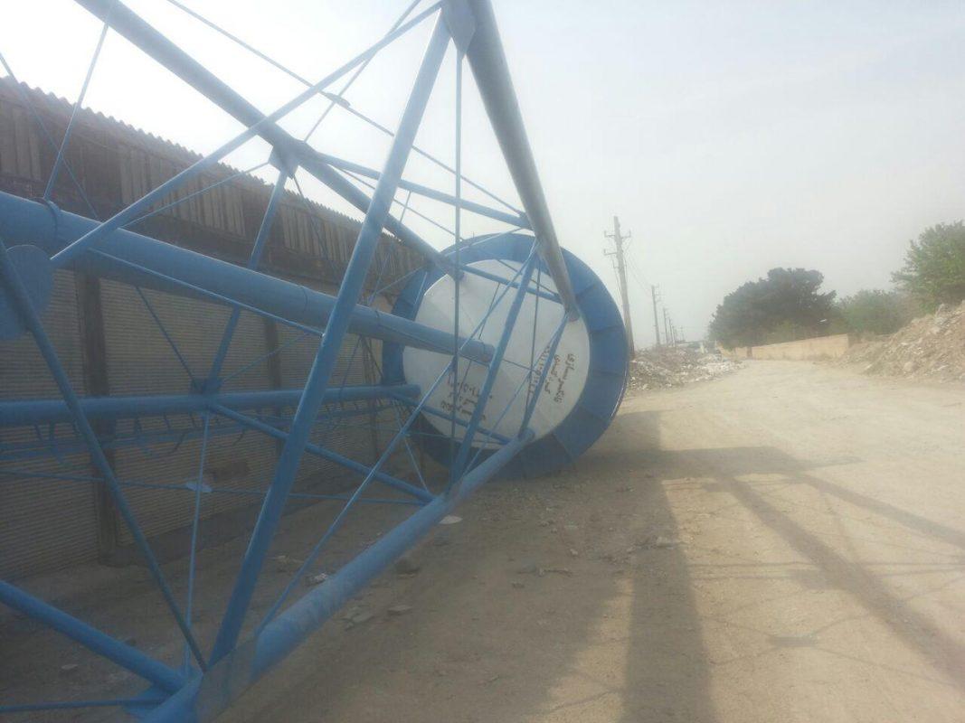 تصویر تانکر سازی رستاک - ساخت تانکر هوایی (مخزن هوایی) ۱۵