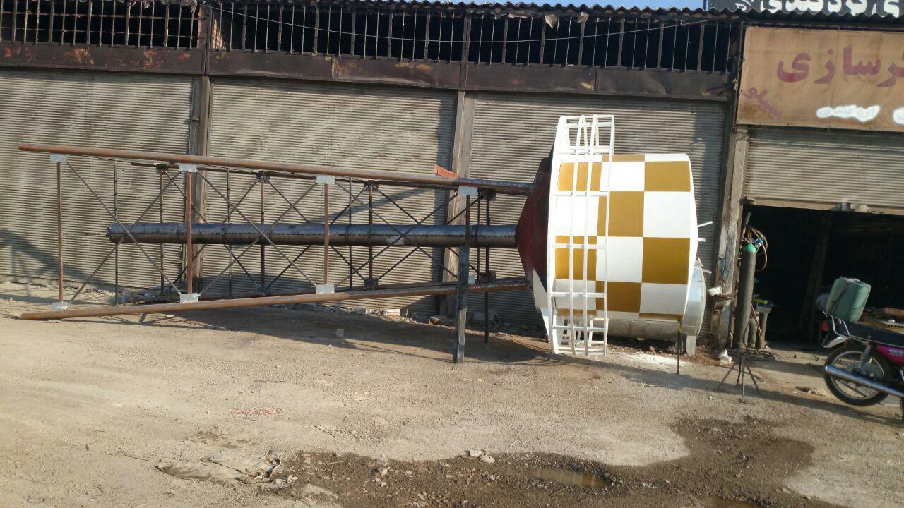 تصویر تانکر سازی رستاک - ساخت تانکر هوایی (مخزن هوایی) ۱۶