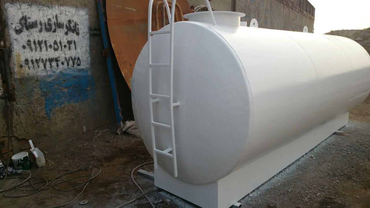 تانکر سازی رستاک -ساخت تانکر زمینی و پلاستیکی (مخزن زمینی و پلاستیکی) ۴