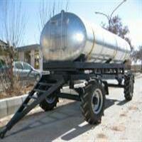 تانکر سازی رستاک - ساخت انواع تانکر چرخدار (یدک کش) ۲